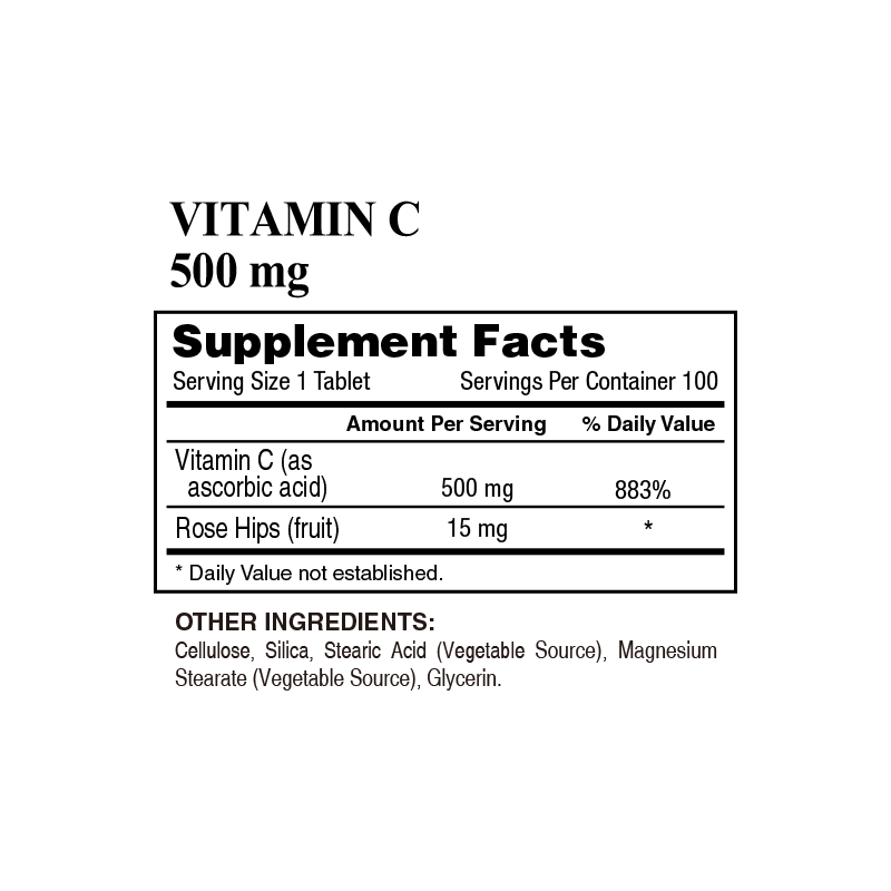 42_Lively – VITAMIN C 500mg (100 veg Tablets)_800x800