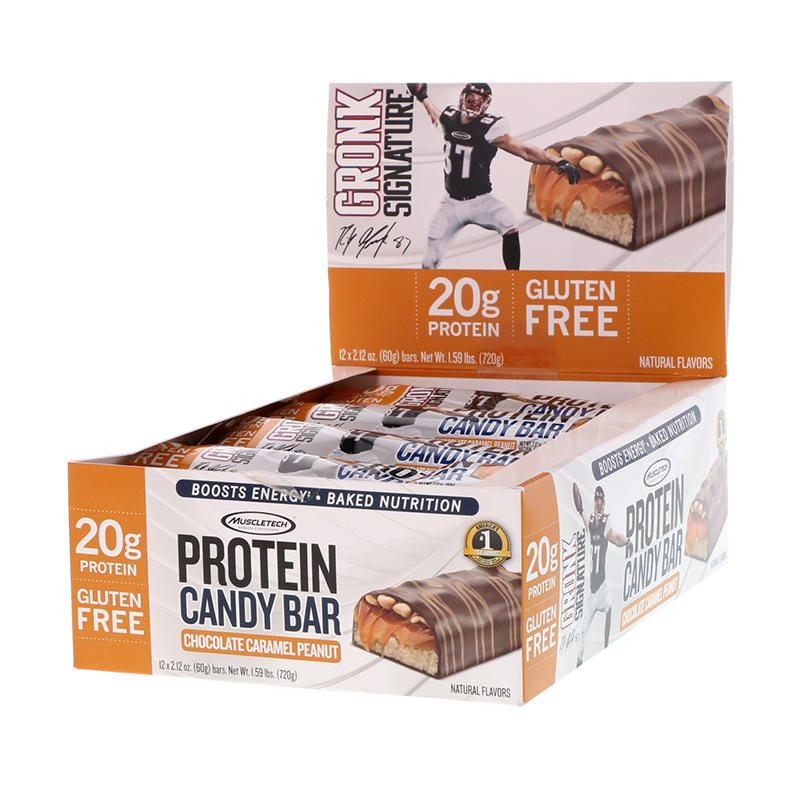 Muscletech – Protein Candy Bar (Chocolate Caramel Peanut) – 11_800x800