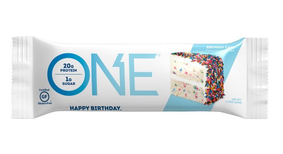 One Bar – Birthday Cake —