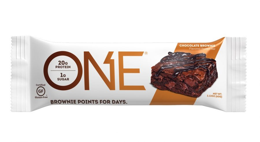 One Bar – Chocolate Brownie —