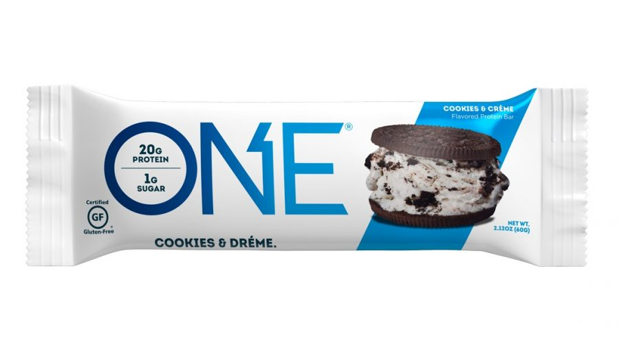 One Bar – Cookie and Cream —