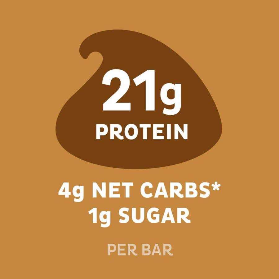 Quest bar – Chocolate Chip Cookie Dough – Adv 1