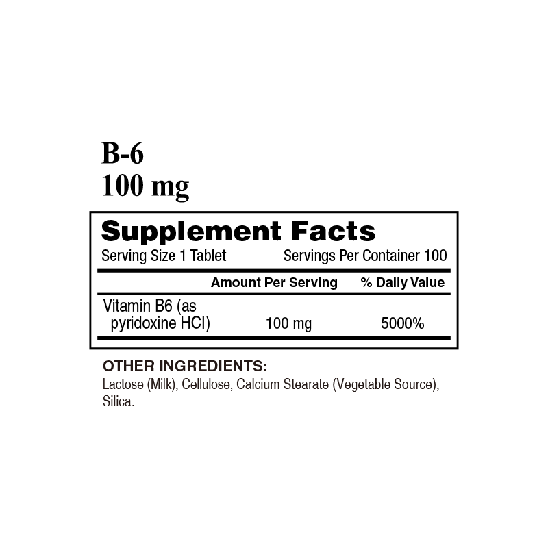 36_Lively – B-6 100 mg ACID (100 Tablets)_800x800